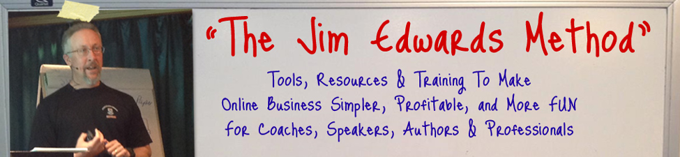 The Jim Edwards Method