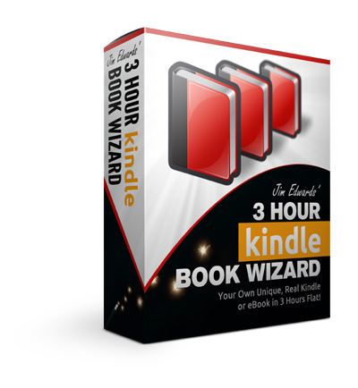 3 Hour Kindle Book Wizard