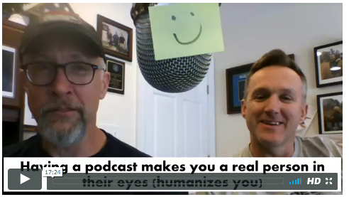 3 Reasons you need a podcast